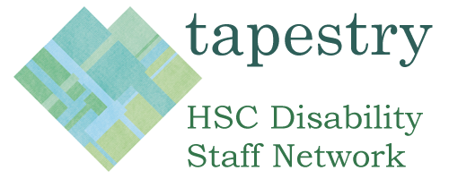 Tapestry Disability Staff Network Logo